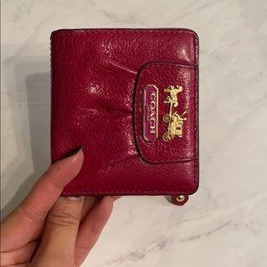 Coach Heritage Wallet